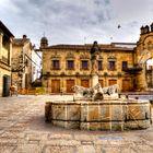plaza de los leones (baeza)