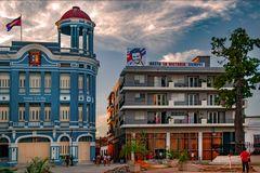 Plaza de los trabajadores in Camagüey