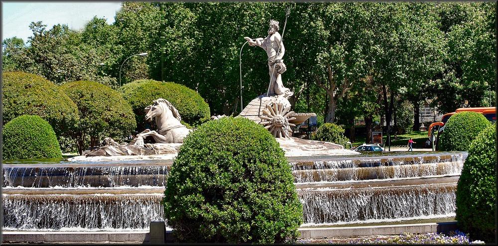 Plaza de Neptuno