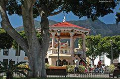 Plaza de Nuestra Señora de Los Remedios in Buenavista del Norte
