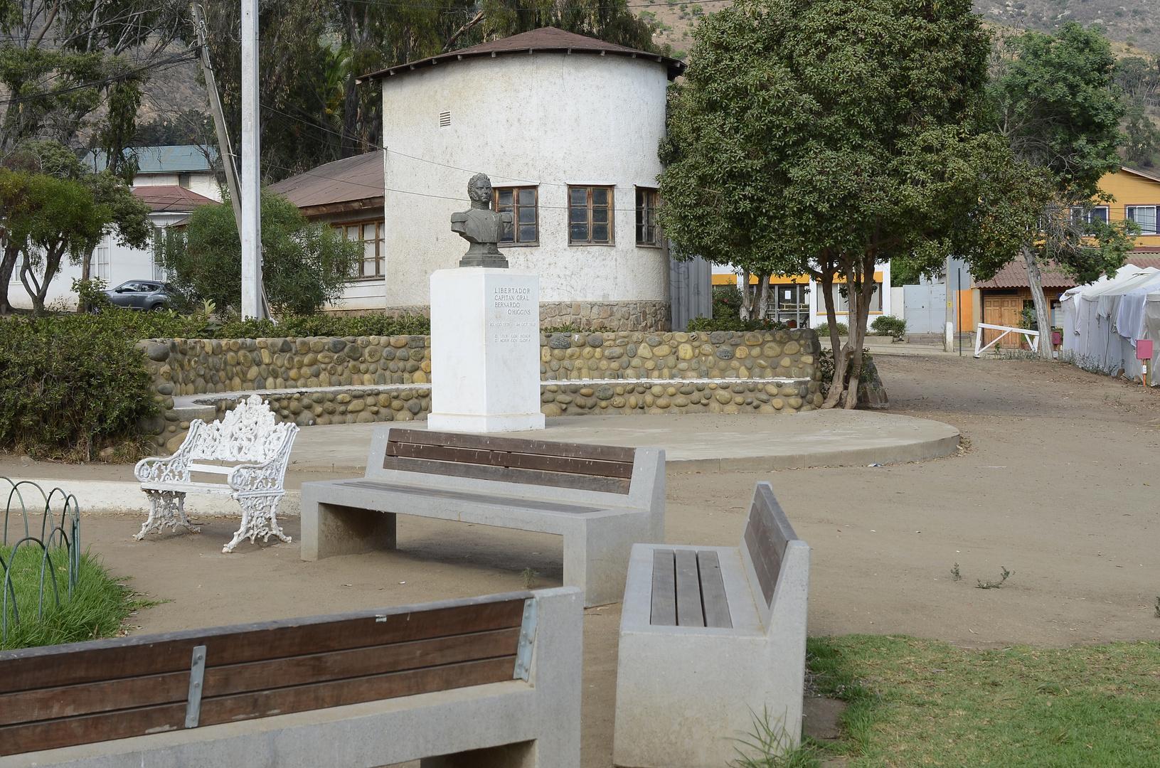Plaza de Papudo