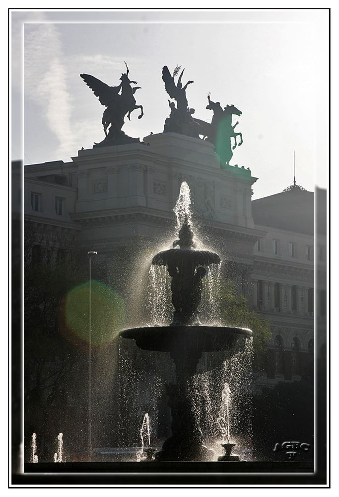 Plaza del Emperador Carlos V. GKM4