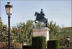 *Plaza del Oriente*
