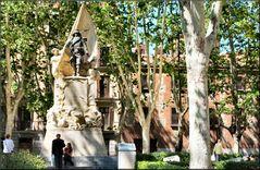 «Plaza del Oriente»