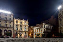 Plaza Lonja del Comercio, Habana