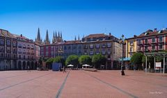 Plaza Mayor Burgos