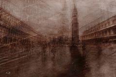 Plaza San Marcos. Venezia.