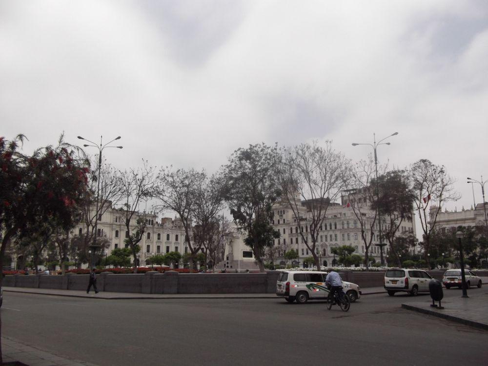 Plaza San Martin - Lima Center