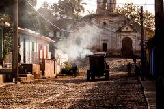 Plaza Santa Ana - Cuba