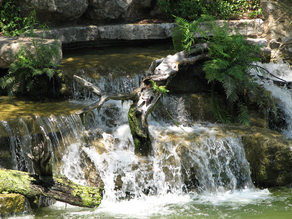 Pleasant Waterfall