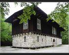 Plecniks Jagdschloss