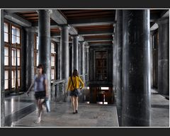 Plecniks National-Bibliothek III