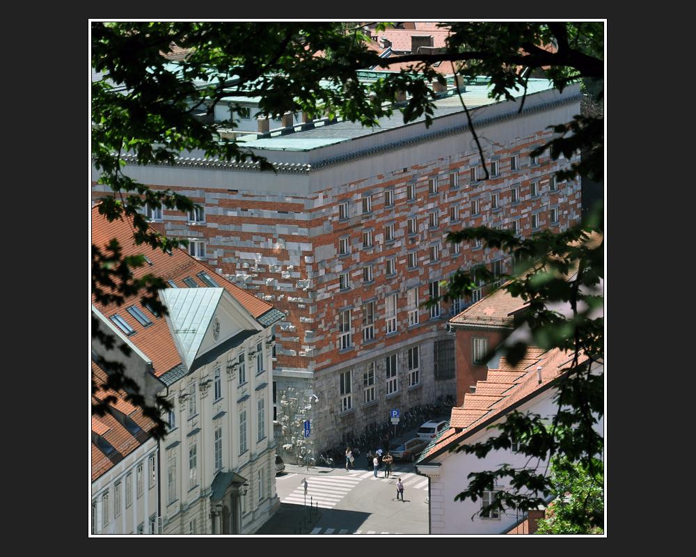 Plecniks National-Bibliothek IV