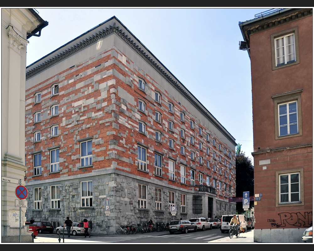 Plecniks National-Bilbliothek