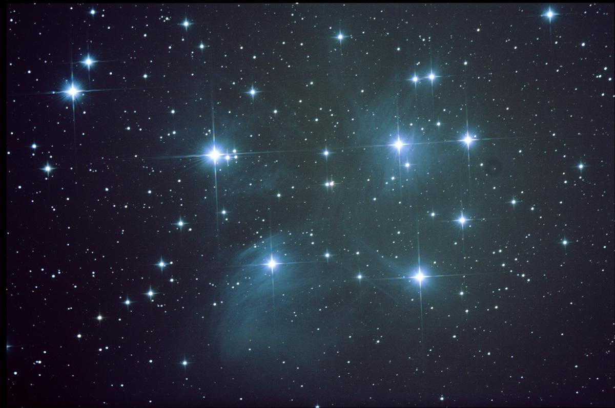 Plejaden M45