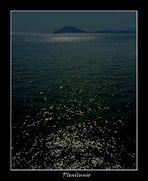 Plenilunio sul mare