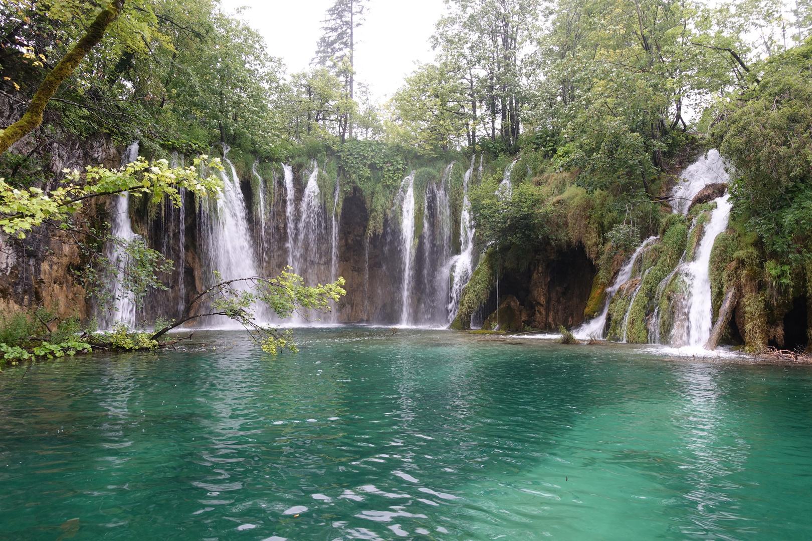 Plitvicer Wasserfälle