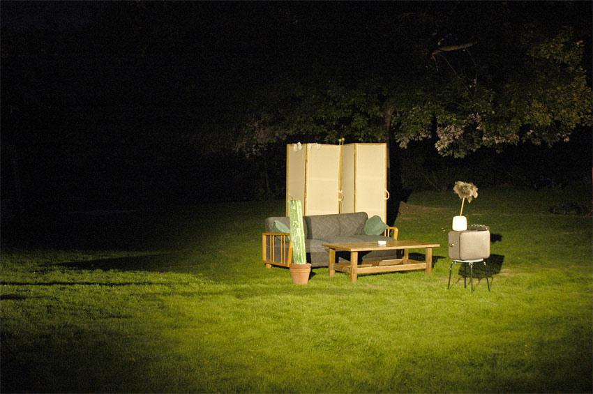 """""""Plötzlich - Abends im Park....."""""""
