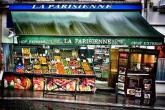 Pluie Parisienne