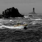 PLUJADUR | Ligneur du Raz de Sein | Pointe du Raz | ARMEN Lighthouse