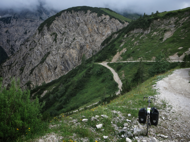 Plumsjoch Karwendel