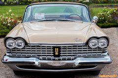 Plymouth Fury USA 1959 bei Classic Cars Schwetzingen 2017