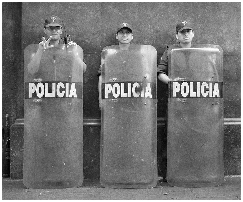 PNP (1) - ¡Hola gringo!
