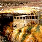 poder del agua Puente del Inca