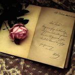 Poesiealbum von 1902