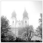 Pöstlingberg im Nebel