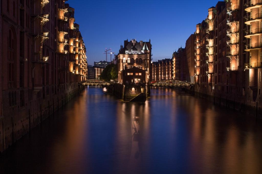 Poggenmühle in Hamburg