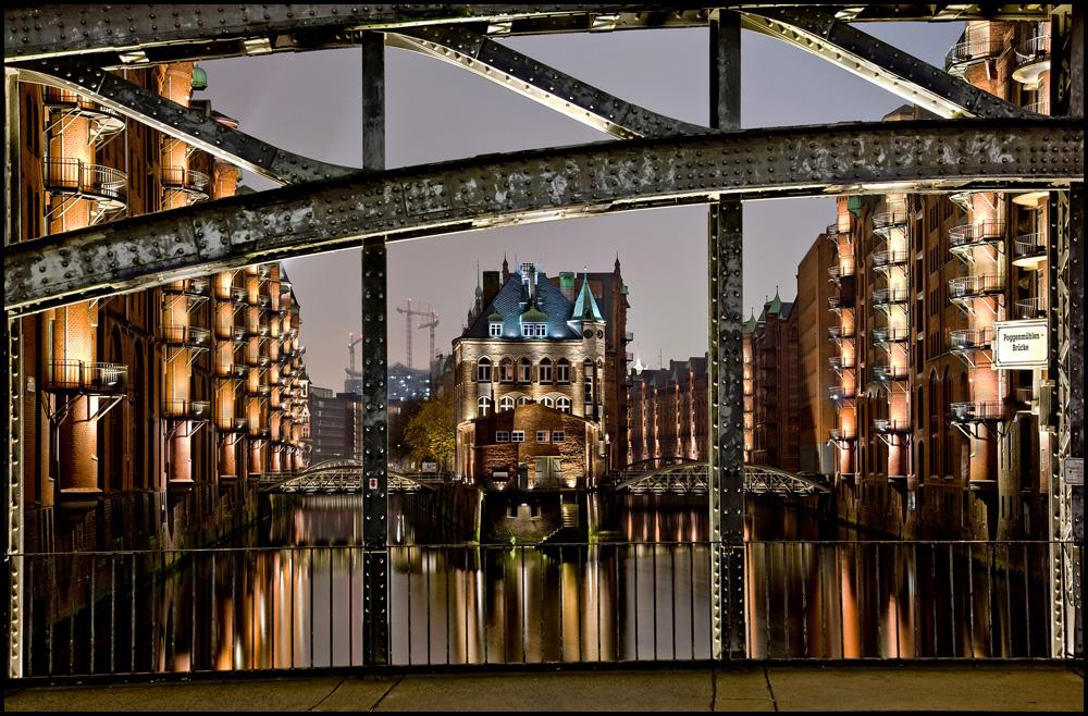 ++ Poggenmühlen-Brücke ++