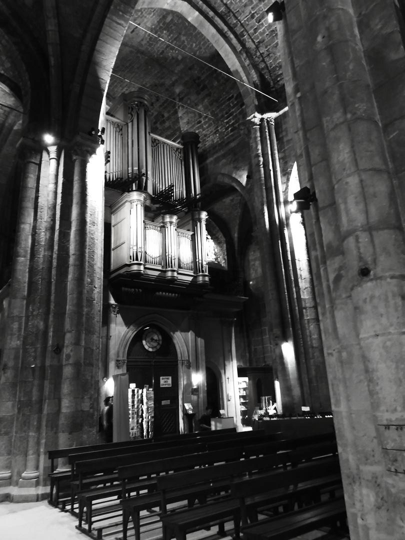 Point d'orgue...