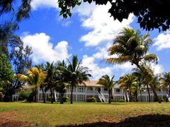 Pointe aux Cannoniers - Nordwest Mauritius -