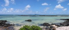 Pointe aux Cannoniers, Nordwest Mauritius