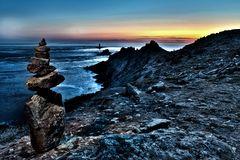 Pointe du Raz - Bretagne - für Volker in Farbe 2