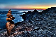 Pointe du Raz - Bretagne - für Volker in Farbe