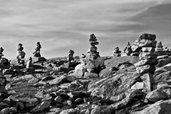 Pointe du Raz - Steintürmchen - Bretagne