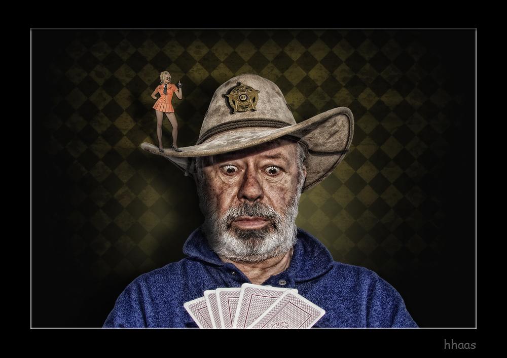 Pokerface mit ...