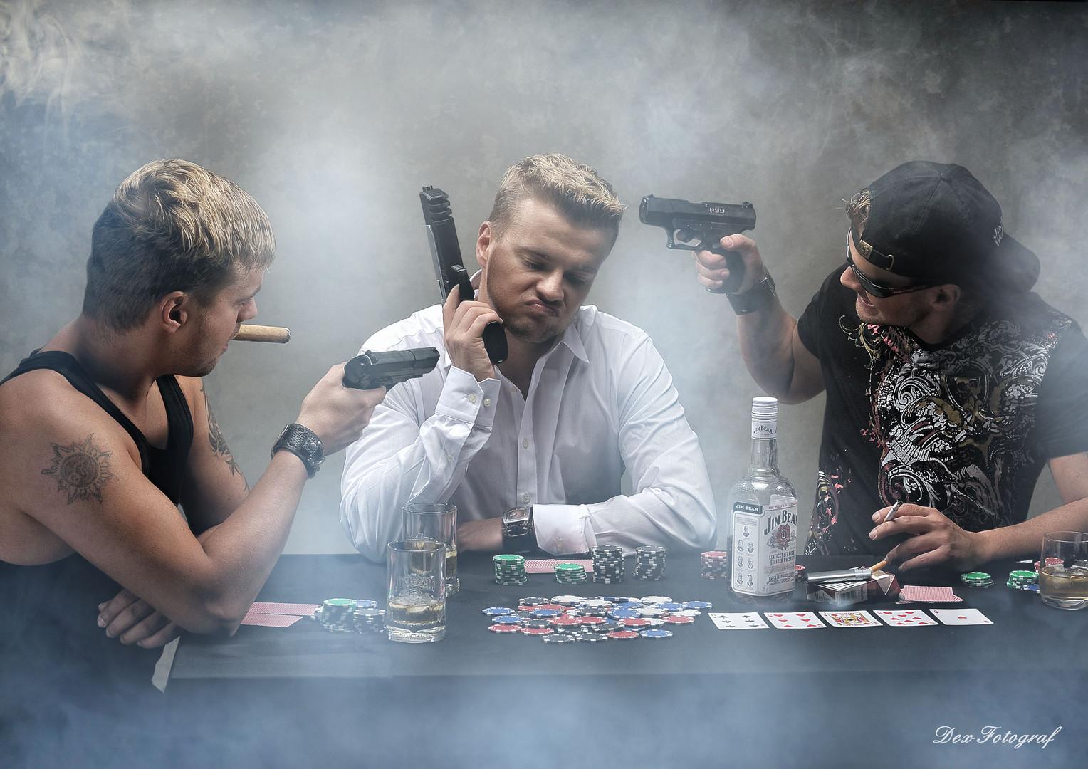 Pokerrunde !!!