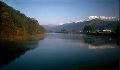 * Pokhara See *