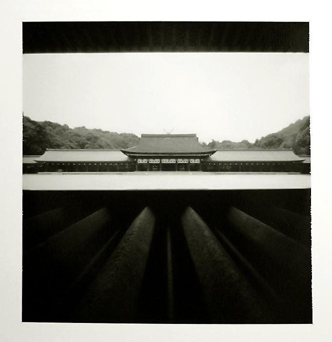 Pola-Pinhole: Kashihara-Schrein in Nara