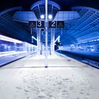 Polar-Express (S-Bahnhof Ludwigshafen)