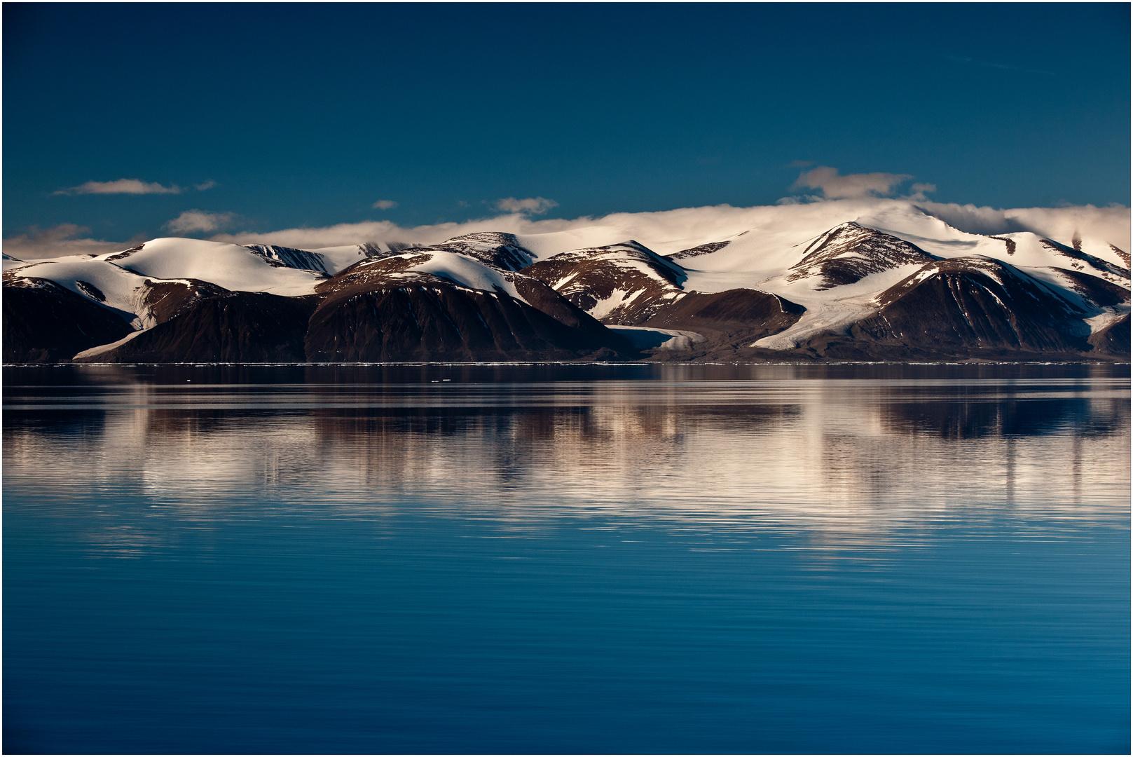 [ Polar Reflections...]