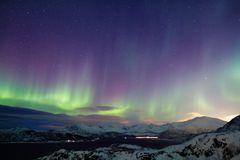 ~ Polarlicht über Tromsö ~