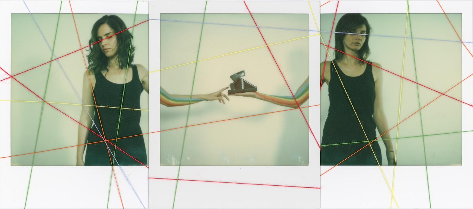 Polaroid tribute