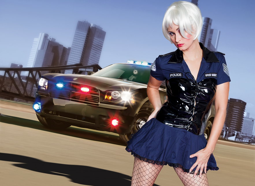 Police Officer Naughty...
