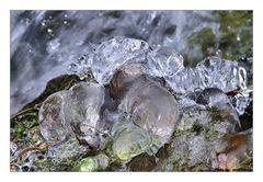Poliertes Wasser