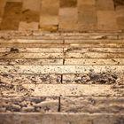 polished steps
