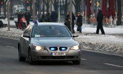 Polizei BMW
